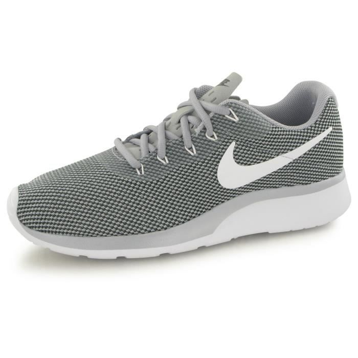 Achat GrisBaskets Gris Homme Mode Vente Nike Tanjun rxdCeBo