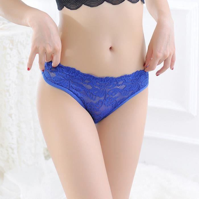 vêtements Lingerie En G Femmes Culotte Slip Sous Les Seasondu Sexy string Thongs Dentelle 7BnqPRx