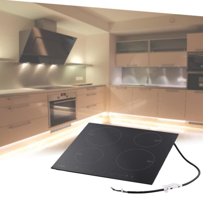 tomtop homgeek cuisini re induction lectrique electrom nager. Black Bedroom Furniture Sets. Home Design Ideas