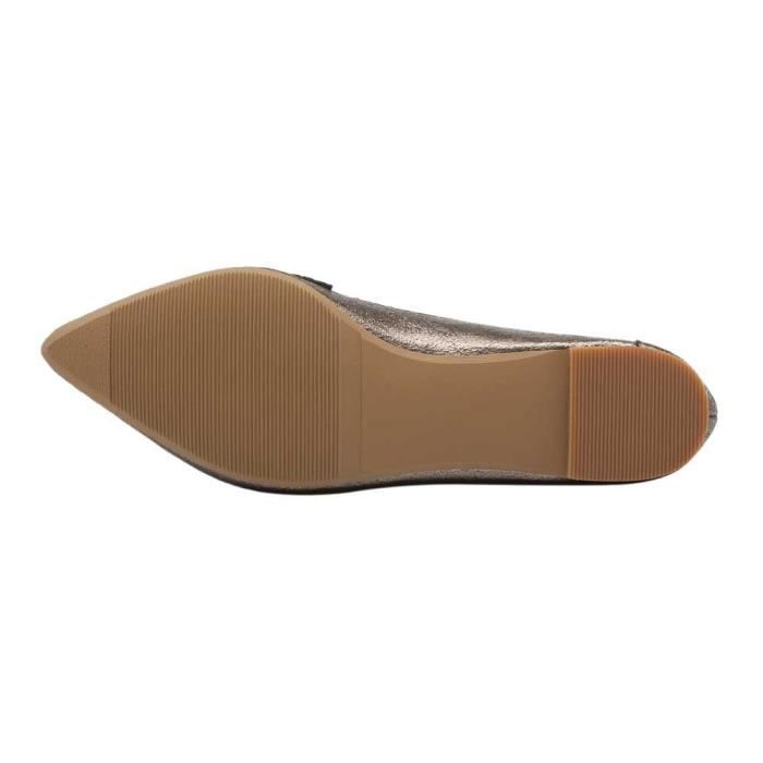 Margo Flats - Pointy Toe Penny Mocassins K98MD Taille-38 WiI6Yg