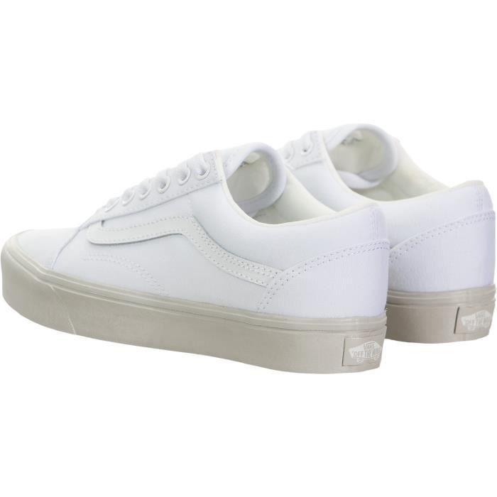 Pastel Skool Taille Lavande 38 Old Blanc Vans Pop Lite PLVM2 8atMxP