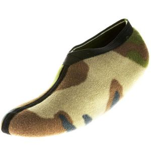 CHAUSSE-PIED Chaussons polaire 44-46 Camouflage