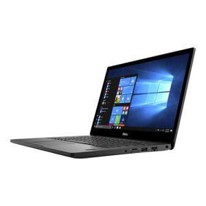 ORDINATEUR PORTABLE Dell Latitude 7480 Core i7 7600U - 2.8 GHz Win 10