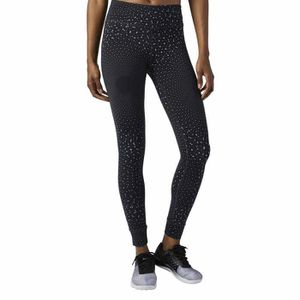COLLANT DE RUNNING Vêtements femme Collants de course Reebok Lux Tigh 119c99d3098