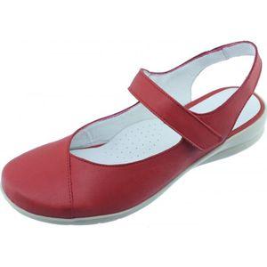 f9a43cbcf0bddd Chaussures femme confort en cuir - Achat / Vente pas cher