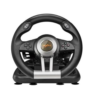 VOLANT JEUX VIDÉO Volant PXN-V3II 4 en 1 pour PC/PS3/PS4/Xbox One/Sw