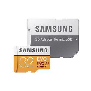 CARTE MÉMOIRE Carte micro SD HC Samsung carte Micro SD Adapt SD