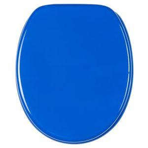 ABATTANT WC Abattant WC frein de chute soft close Bleu