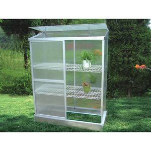 Mini serre de jardin ou balcon polycarbonate - Achat / Vente serre ...