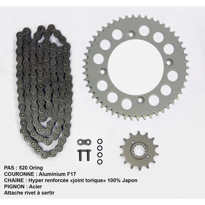 Kit chaîne pour Yamaha Yz-f 450 de 07-09
