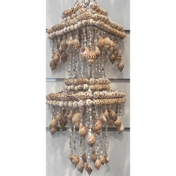 D coration en coquillage achat vente objet d coration for Cdiscount decoration