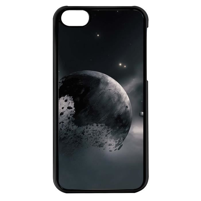 coque iphone 5 galaxie planete