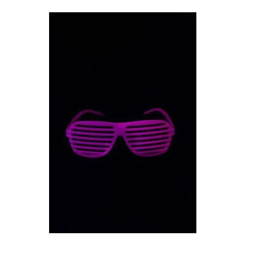 Lunette fluo fun rose - Achat   Vente accessoire déguisement - Cdiscount 86e9bac1ddef