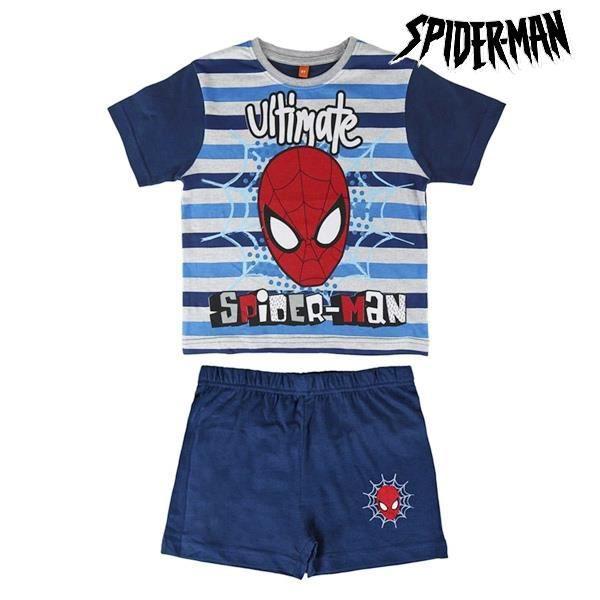 Years D'ete Pyjama Spiderman Enfants Pour 5 17awTAq