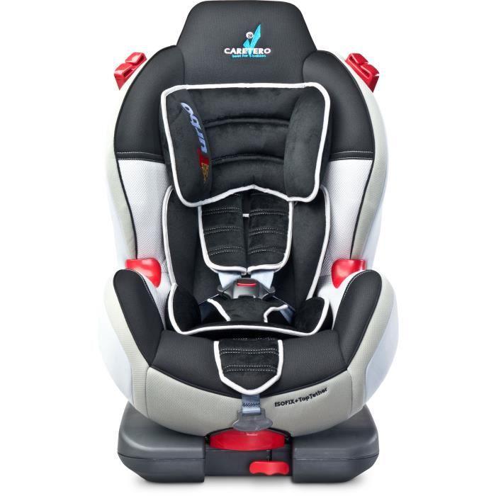 e7acdf0e97e18 Siège auto groupe 1 2 bébé enfant 9-25 kg SPORT TURBO FIX ISOFIX ...