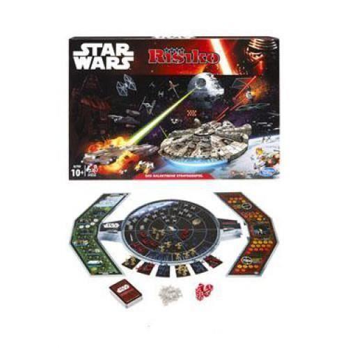 Hasbro 2355100 Star Wars Juego De Mesa Risk Edicion Aleman Achat