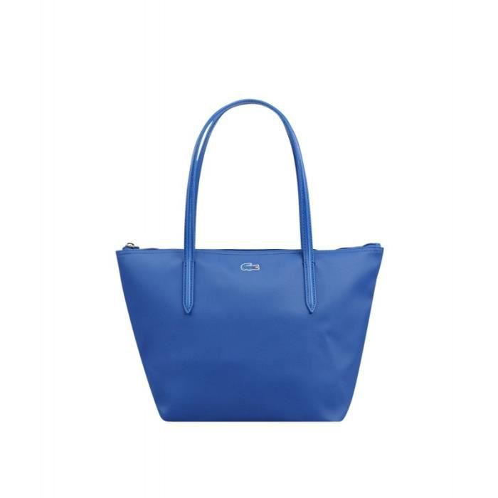 10fcda4a57 Sac Cabas Lacoste L. 12. 12 Concept Bleu - Achat / Vente Sac Cabas ...