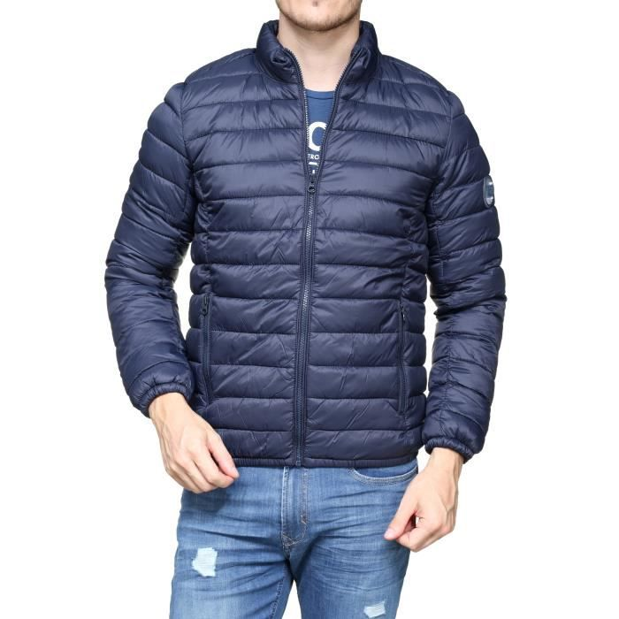 code promo 685f1 8cb11 Blouson Teddy Smith Blight 12011222d 303j Total... Bleu ...