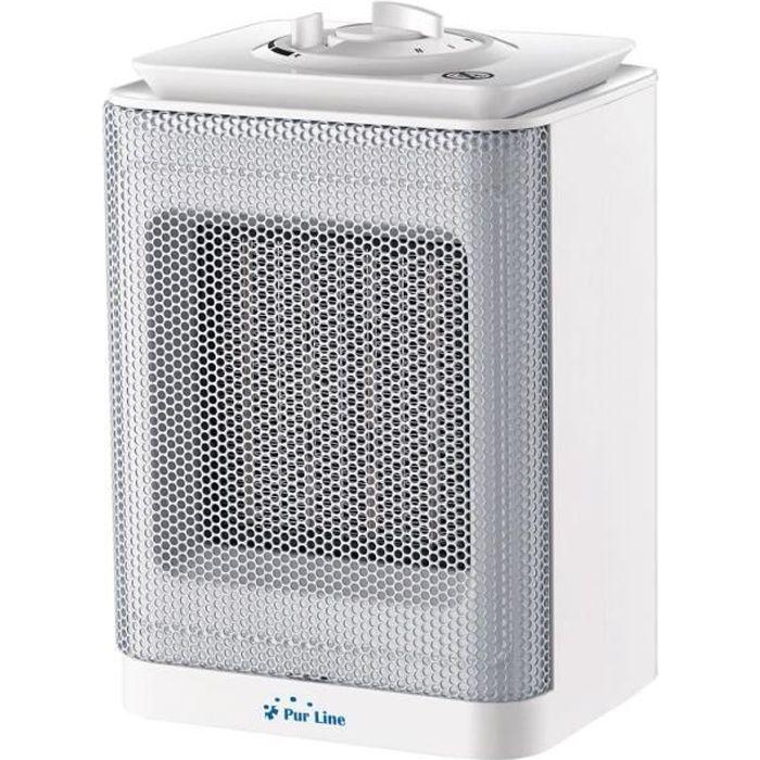 RADIATEUR D'APPOINT Chauffage soufflant céramique dâ appoint 1500 Watt