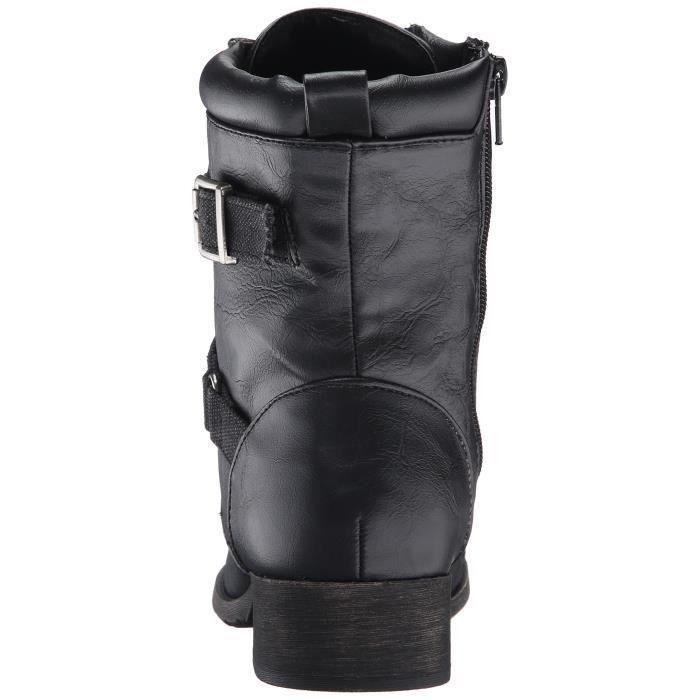 Boot Len Ingénieur SJZ0O Taille-40
