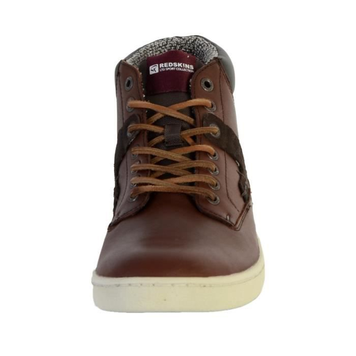 Chaussure Redskins Dilima Marron