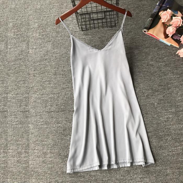 Dentelle vêtements Gray Satin Nuit Sexy En Sous Bandage BustierCorsetlingerieFemmes Sling De tQhosCdxrB