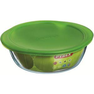 PLAT POUR FOUR PYREX Plat à four + couvercle Cook and Store Basic