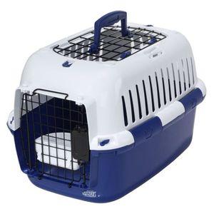 EBI Panier de transport EXPLORER 50 - Basic edition ML - 49x32x32cm - Navy - Pour chien ou chat