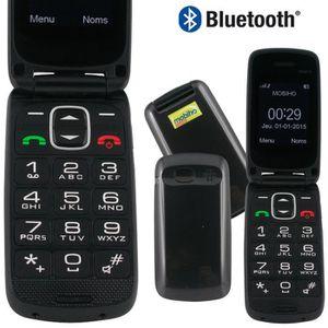 Téléphone portable CLAP FACILE 3, Clapet facile à ouvrir, son fort, 7