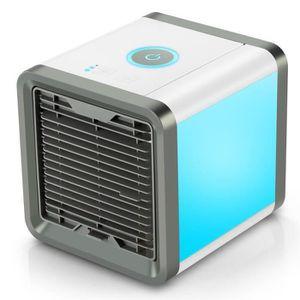 CLIMATISEUR MOBILE Ventilateur USB Muitifonction 3 EN 1Mini Climatise