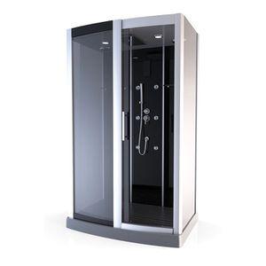 CABINE DE DOUCHE AURLANE Cabine de douche Premium Rectangle 115x90c