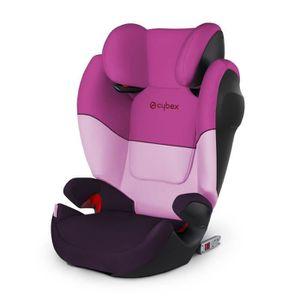 SIÈGE AUTO CYBEX Siège auto Solution M-Fix SL Purple Rain  gr