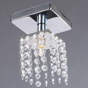 LUSTRE ET SUSPENSION Mini Lustre de cristal G9 ampoule Vintage Pendenti