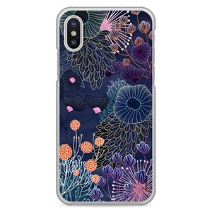 coque iphone xs max flowers