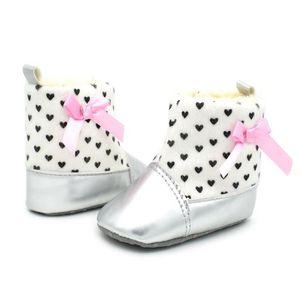 BOTTE Hiver chaud bébé Boot plus Cachemire Chaussures bé