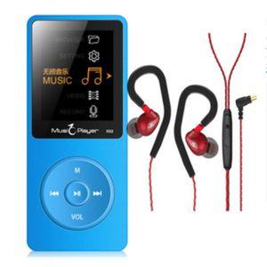 LECTEUR MP3 Lossless mouvement lecteur MP3 portable fièvre HIF