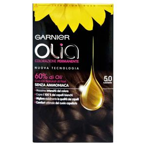 COLORATION OLIA Brown 5.0 Ammoniac Hair Products gratuit