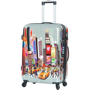 VALISE - BAGAGE Valise 65 cm extensible Snowball New York 42 (L) x