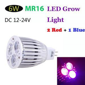Plante Led Lampe 2 Mr16 6w Rouge Ampoule Lumière Hydroponique Pousse kuPiXZ