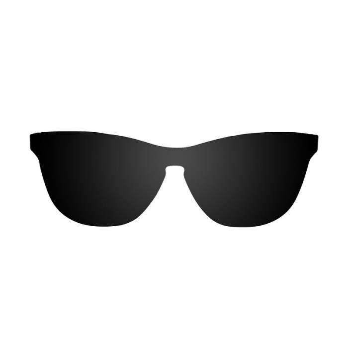 Lunettes soleil Unisex LAMISSION Sunglasses Ocean de Noir NOSIZE UHAUr