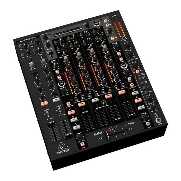 TABLE DE MIXAGE Behringer Tables de Mixage D.J. NOX606 NOX606