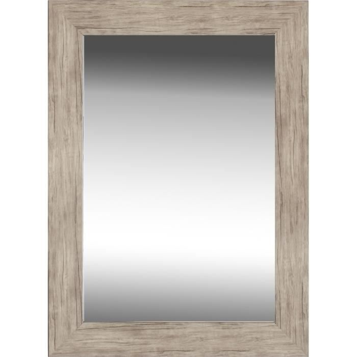 EMOTION Miroir Drapier 63x83 cm Achat Vente miroir Bois Résine