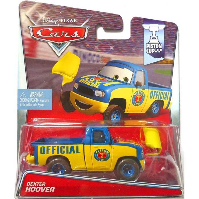 Dexter hoover voiture cars disney achat vente univers miniature cdiscount - Voitures cars disney ...