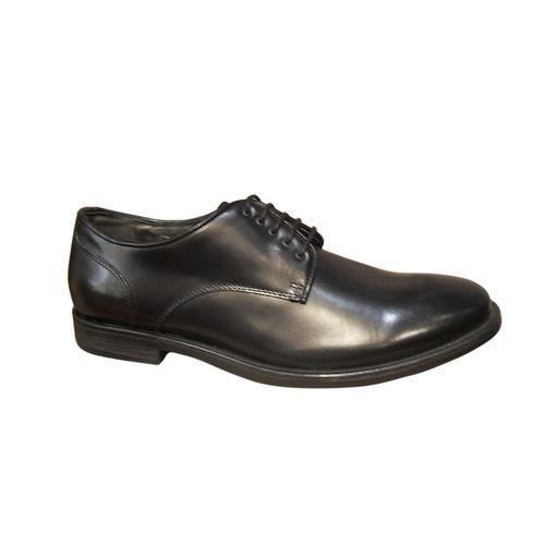 Chaussures homme ville cuir noir PELLET k5ese
