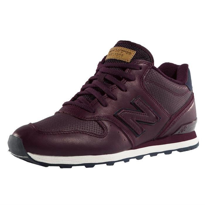 Couleurs variées abd23 ec4eb New Balance Femme Chaussures / Baskets WH 996 PKP