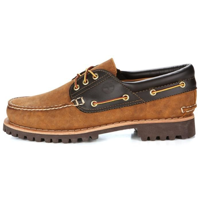TIMBERLAND Authentics 3 Eye Cla Chaussure Homme Taille 44