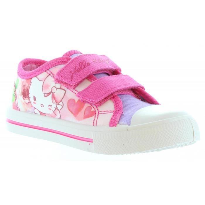 Sportif pour Fille Hello Kitty HK000663-B2124 LAVD-FUX