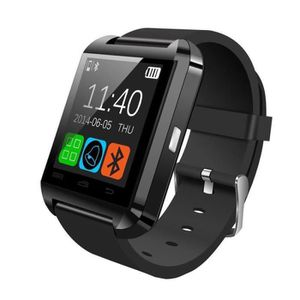 MONTRE CONNECTÉE Bluetooth montre Smart Watch U8 Smartwatch U Montr