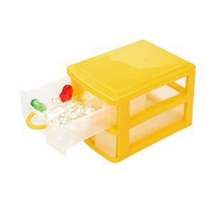 Casier plastique rangement bureau Achat Vente Casier plastique