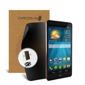 TELEPHONE Celicious Privacy Acer Liquid X1 Double Filtre De